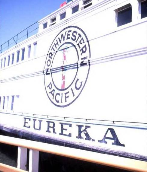 Eureka ferry san Francisco