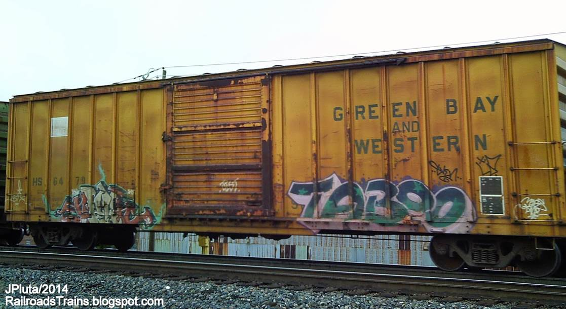 Greenbay and Western