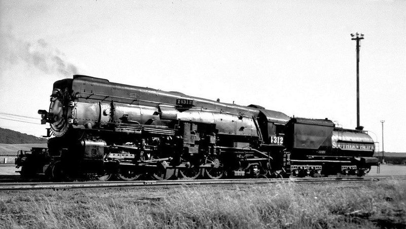 MT 1 southern pacific