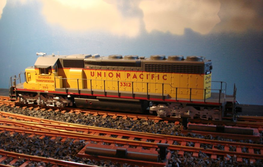 SD 40-2 Union Pacific