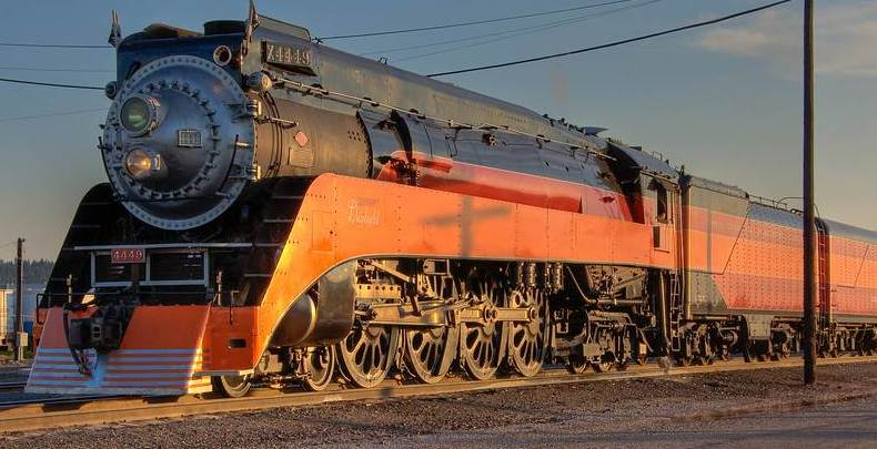 Southern pacific 4449 Bild 028