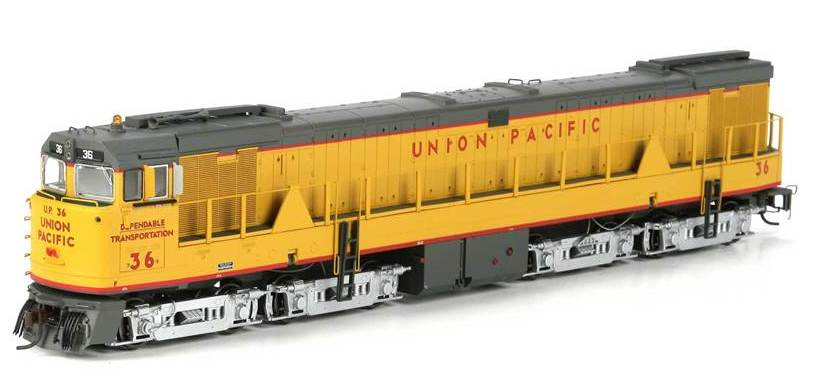 UP U 50 B athearn