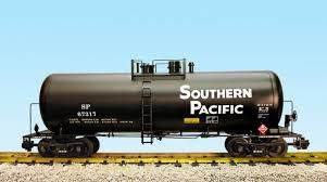 USA Trains southern pacific