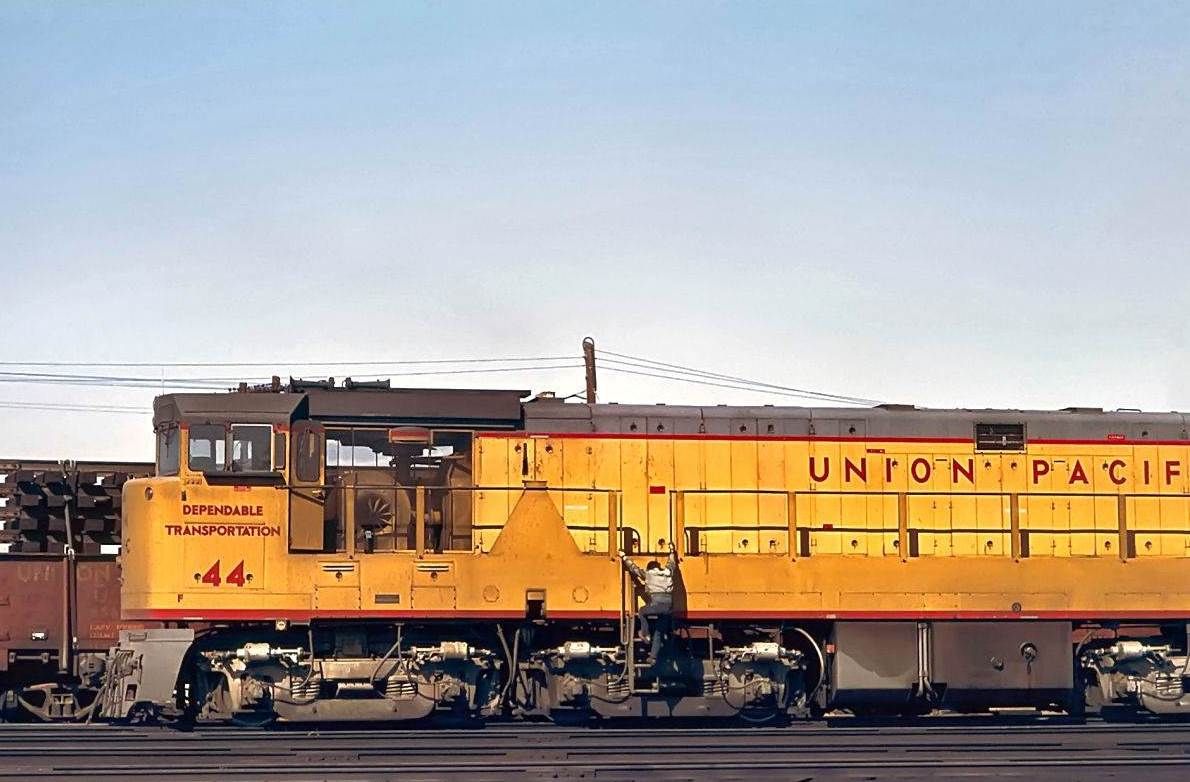 U 50 B Union Pacific Bild 002