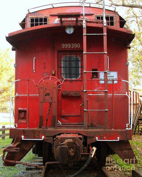 caboose end
