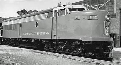 kansas city southern american-rails.com